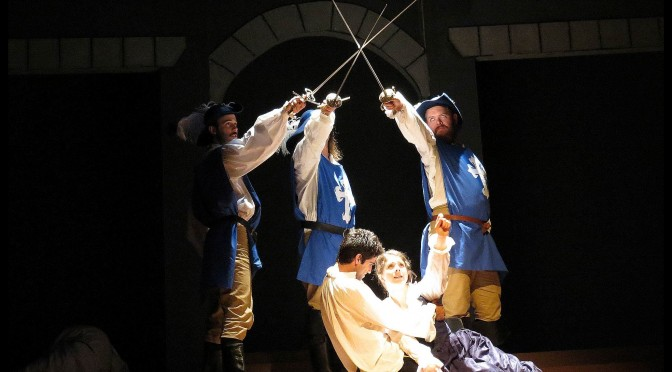 The Three Musketeers @ The Genesian Theatre