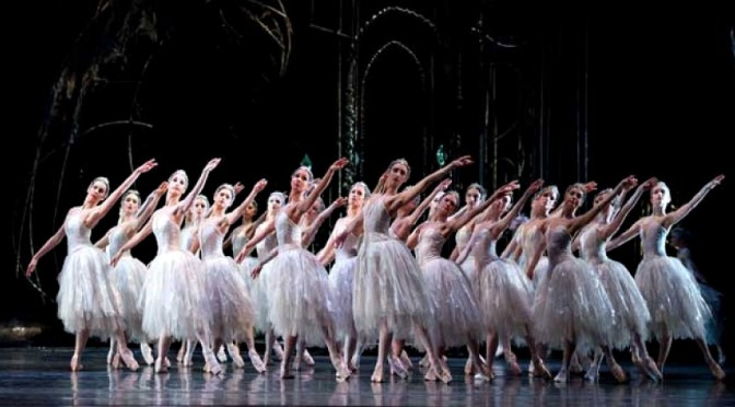 Palace Opera and Ballet: The Royal Ballet in Swan Lake