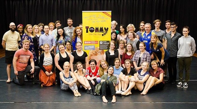Blue Mountains Musical Society Presents Tommy @ Penrith Panthers