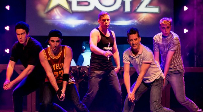 Altar Boyz @ The Sutherland Memorial School Of Arts