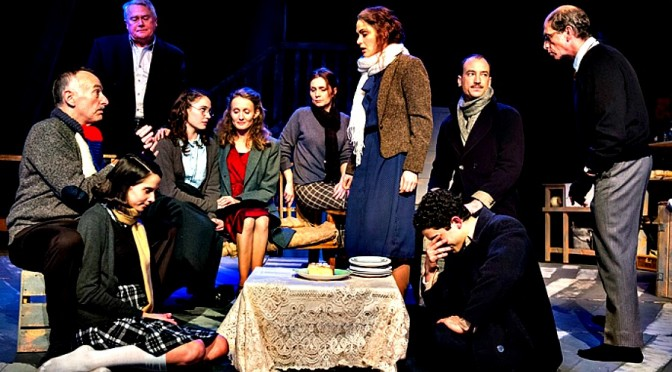 The Diary Of Anne Frank @ The New Theatre