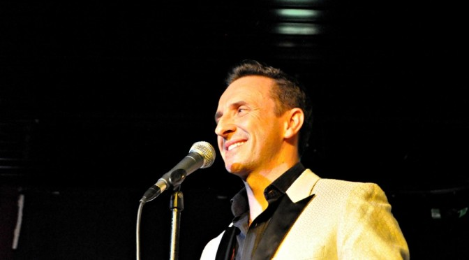 Mitchell Butel Performs Killing Time @ The Hayes Theatre