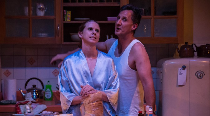 Frankie and Johnny in the Clair de Lune @ The Pavilion Theatre