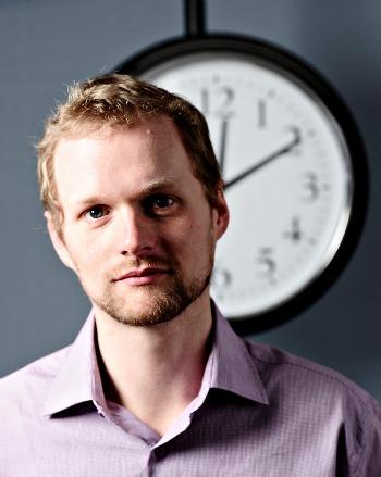 Arts entrepreneur, playwright and teacher Pete Malicki