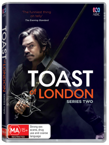 Toast of London- Series 2