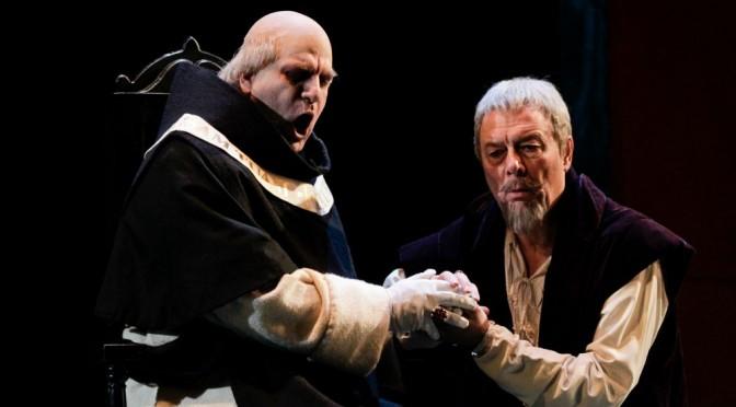 Opera Australia Presents Verdi's Don Carlos @ Joan  Sutherland Auditorium Sydney Opera House