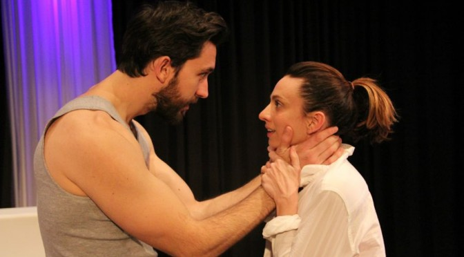 Two Peas Theatre Company presents David Mamet's EDMOND @ Old 505 Theatre