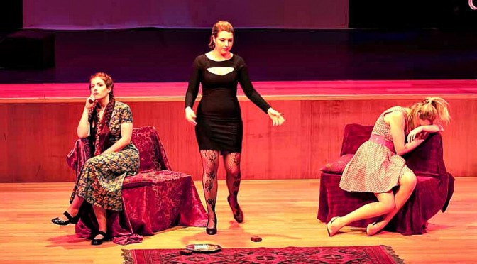 Operantics presents Cosi Fan Tutte @ The Independent Theatre