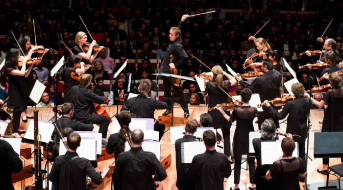 Australian Chamber Orchestra presents Brahms 3 @ City Recital Hall