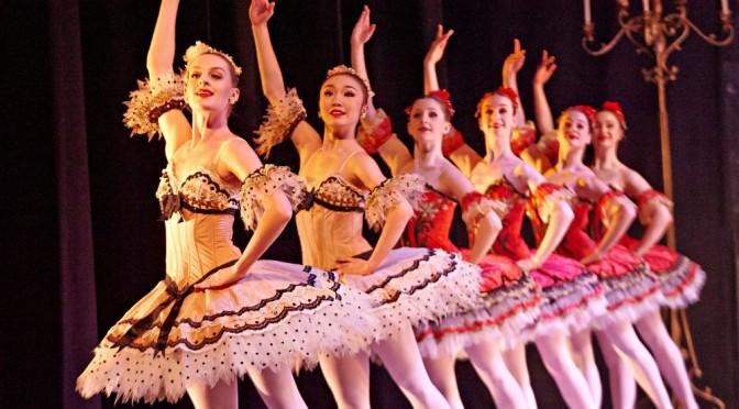 The Dancer's Company @ IPAC