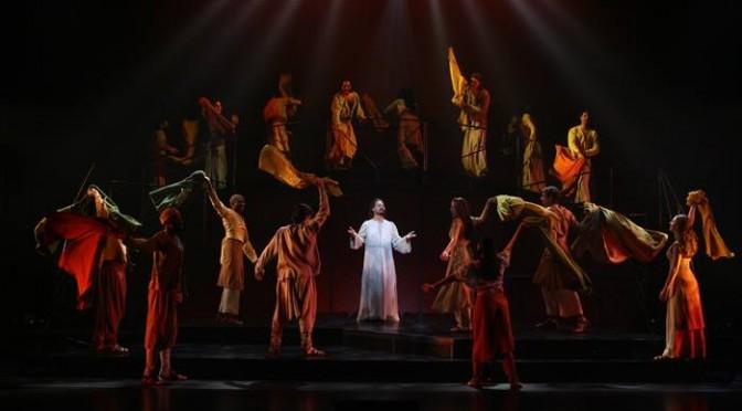 JESUS CHRIST SUPERSTAR @ Anita's Theatre THIRROUL