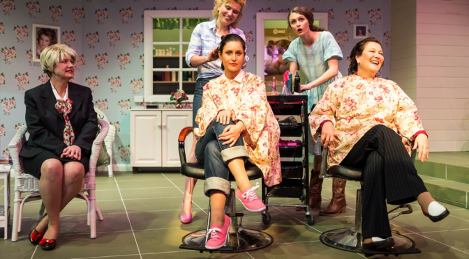 Pavilion Players Presents Steel Magnolias @ Pavilion Theatre Castle Hill