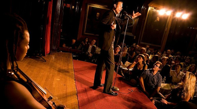 New York Storytelling Group The Moth Coming to Sydney