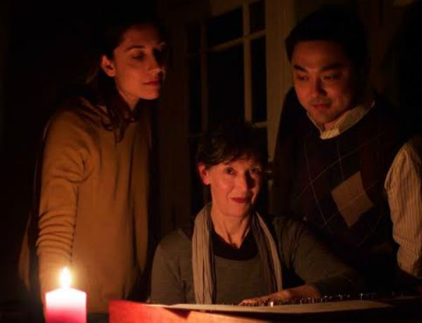 Tara Hashambuoy, Diana Weston and Shaun Ng feature in this  latest Thoroughbass concert