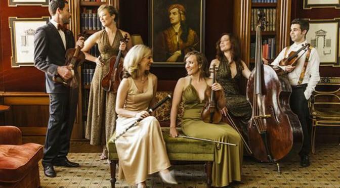 Australian Haydn Ensemble: Haydn's Bravura @ Utzon Room Sydney Opera House