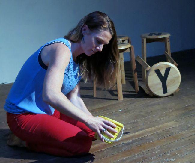 Kathryn Schuback as Flik