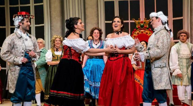 Gilbert and Sullivan Opera Sydney presents The Gondoliers @ Lyric Theatre Shore School
