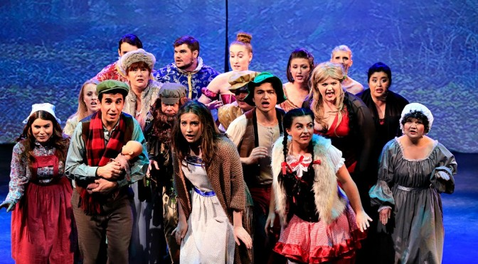 BLACKTOWN THEATRE COMPANY PRESENTS INTO THE WOODS @ THE JOAN, PENRITH