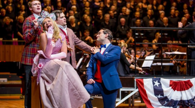 Gershwin's Of Thee I Sing @ Concert Hall, Sydney Opera House