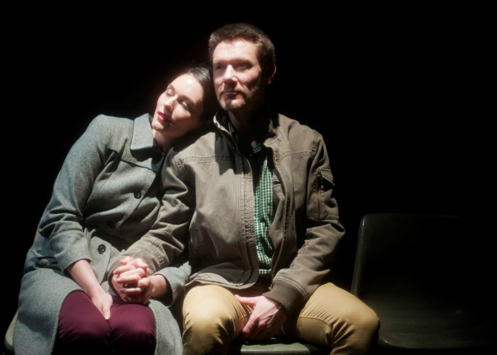 Rosie Lockhart and Ben Pendergast give memorable performances in DEAD CENTRE/SEA WALL