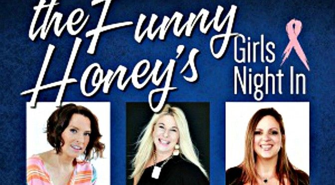 THE FUNNY HONEY'S: GIRLS NIGHT IN @ THE LANE THIS FRIDAY NIGHT
