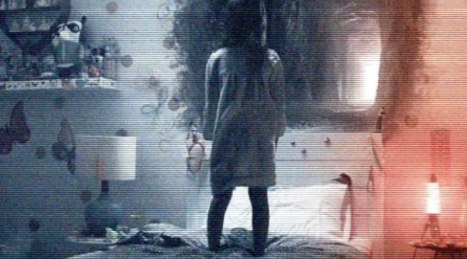 Paranormal Activity: The Ghost Dimension: 3D VERSION