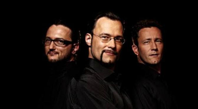 Musica Viva presents The Eggner Trio @ City Recital Hall