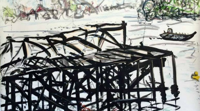 TRAFFIC JAM GALLERIES PRESENTS THE DRAWING ROOM  EXHIBITION