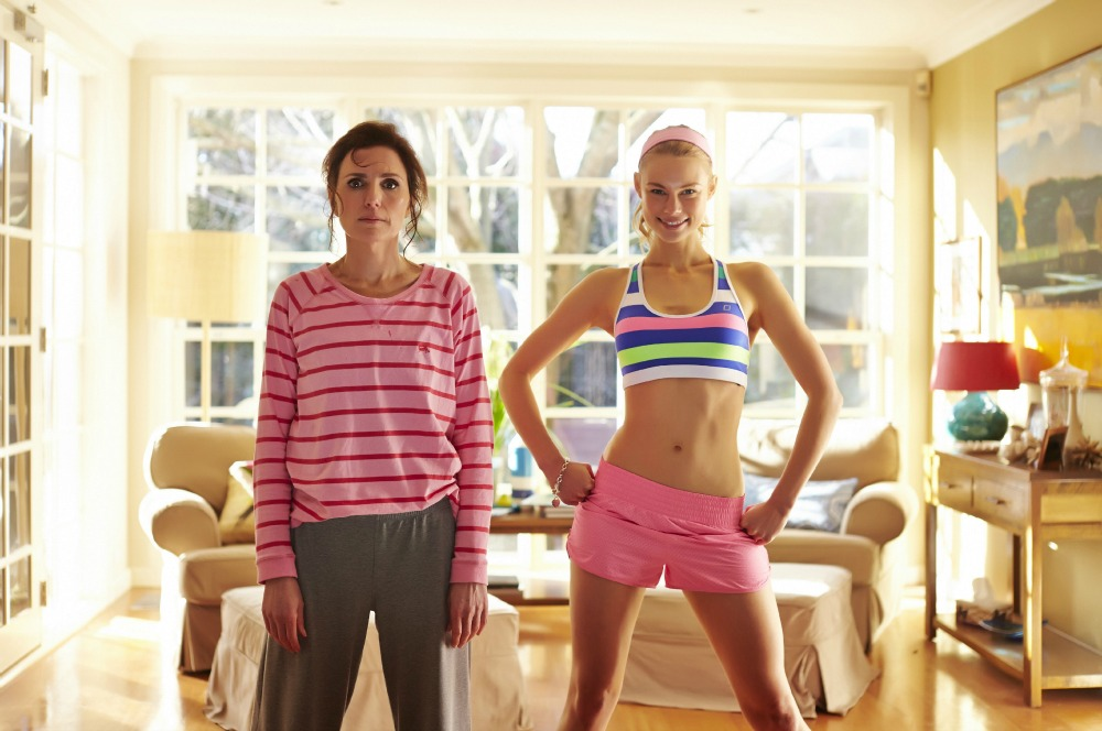 Picture 2 - Robyn Butler as Caroline Morgan and Lucy Fry as Honey Halloway
