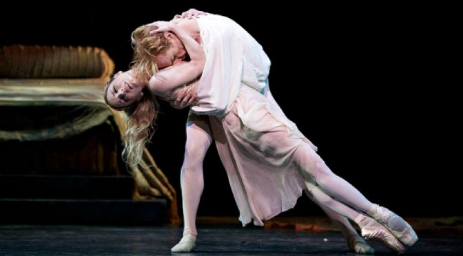 PALACE OPERA AND BALLET PRESENTS THE ROYAL BALLET IN ROMEO AND JULIET