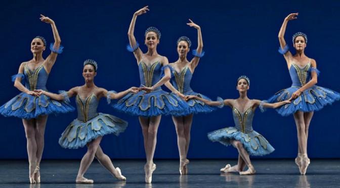 PARIS OPERA BALLET: ROBBINS, MILLEPIED, BALANCHINE
