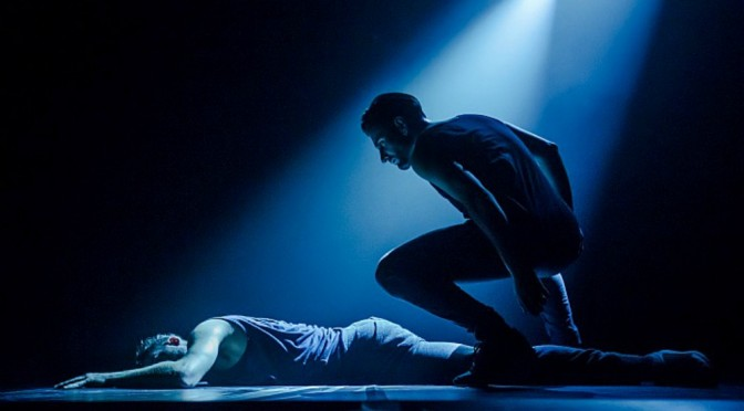 SYDNEY DANCE COMPANY PRESENTS NEW BREED @ CARRIAGEWORKS