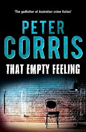 Featured Pic- Author Peter Corris. Pic by Janie Barrett