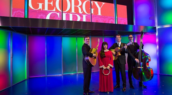 GEORGY GIRL- THE SEEKERS MUSICAL @ HER MAJESTY'S THEATRE
