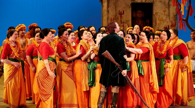 OPERA AUSTRALIA PRESENTS THE PEARL FISHERS @ JOAN SUTHERLAND AUDITORIUM