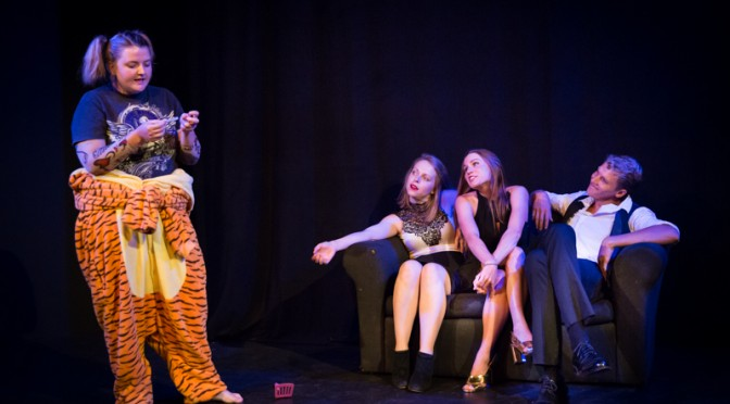 SHORT AND SWEET THEATRE 2016 TOP 80 WEEK 5 @ Depot Theatre