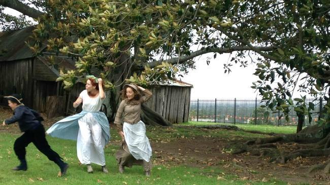 Convict Footprints at the Farm- Through the Years @ Bella Vista Farm