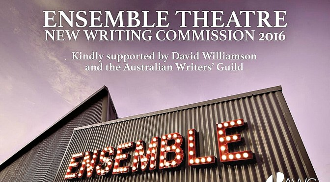 KIT BROOKMAN WINS INAUGURAL ENSEMBLE THEATRE COMPANY PLAYWRITING COMMISSION