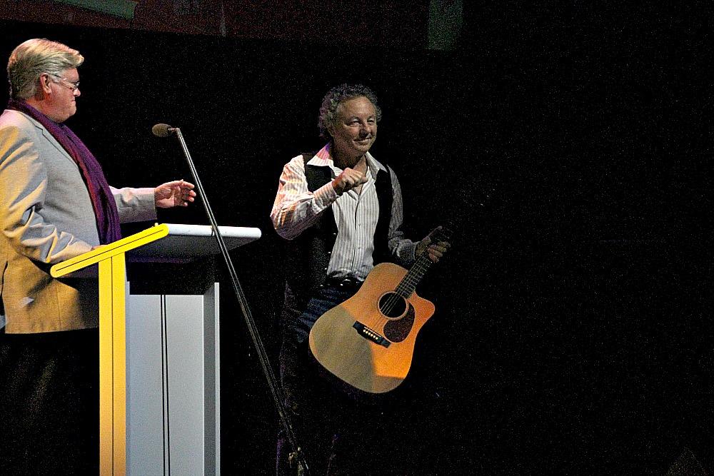 Simon Gallaher & Mario Millo