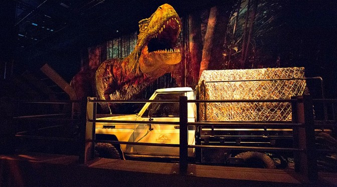 JURASSIC WORLD : THE EXHIBITION @ MELBOURNE MUSEUM