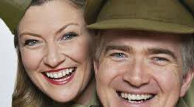 OVER THERE : GREAT SONGS OF THE WAR YEARS @ WOLLONGONG TOWN HALL