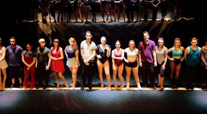 MANLY MUSICAL SOCIETY PRESENTS A CHORUS LINE @ STAR OF THE SEA THEATRE MANLY