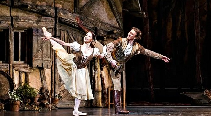 PALACE OPERA AND BALLET PRESENTS THE ROYAL BALLET IN GISELLE