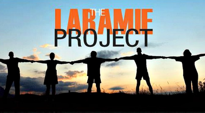 BLACKOUT THEATRE COMPANY PRESENTS THE LARAMIE PROJECT @ THE DEPOT THEATRE, MARRICKVILLE