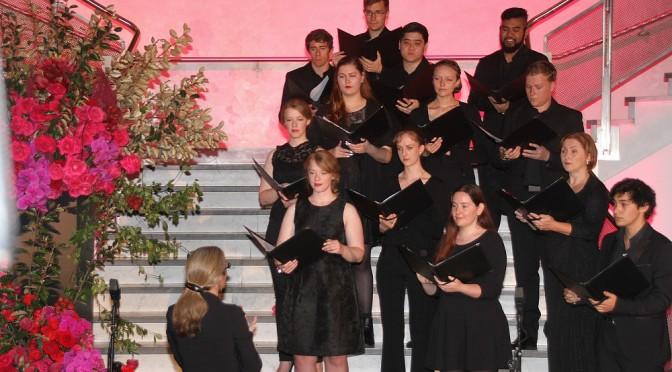 SYDNEY SINGS : AUSTRALIA'S INAUGURAL INTERNATIONAL FESTIVAL  OF THE VOICE