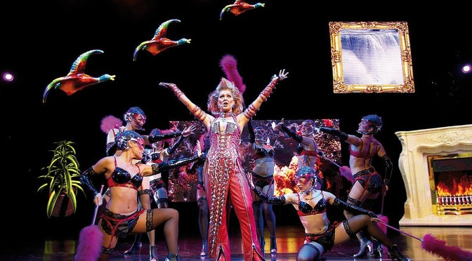 WE WILL ROCK YOU @ LYRIC THEATRE, THE STAR