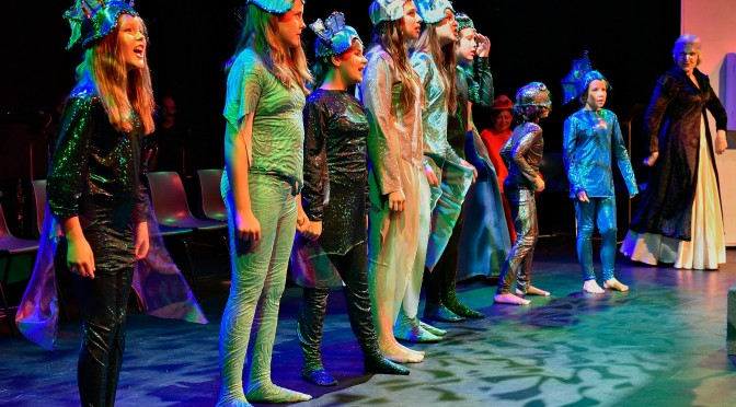 FREDDIE HILL'S NEW OPERA 'THE WATER BABIES' @ THE SEYMOUR CENTRE