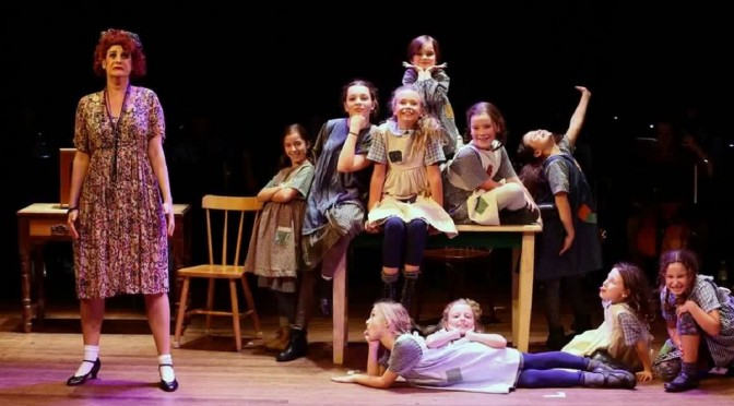 MOSMAN MUSICAL SOCIETY PRESENTS A MEMORABLE ANNIE @ ZENITH THEATRE CHATSWOOD
