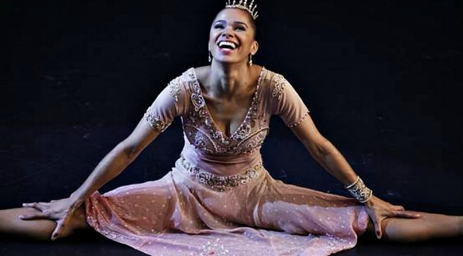 A BALLERINA'S TALE- TELLS THE STORY OF THE GREAT AMERICAN BALLERINA MISTY COPELAND