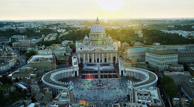 ST PETER'S AND THE PAPAL BASILICAS OF ROME